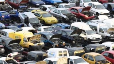 Scrap Car Pickup for Cash